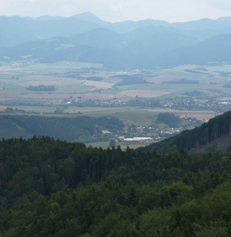 Turiec z Valcianskej doliny