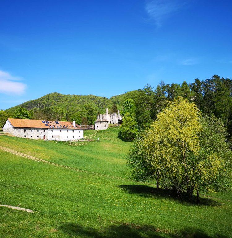 Sklabinsky hrad