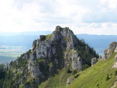 Vrch Ostra vo Veľkej Fatre