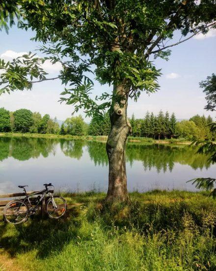Jazero Ďanová