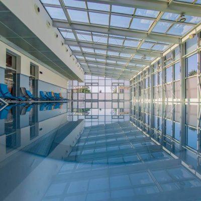 Ľudový relaxačný bazén SPA Turčianské Teplice
