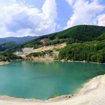 Šutovské jazero