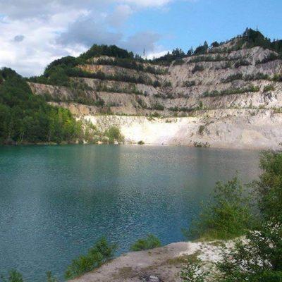 Šutovské jazero alebo Kraľovanske jazero