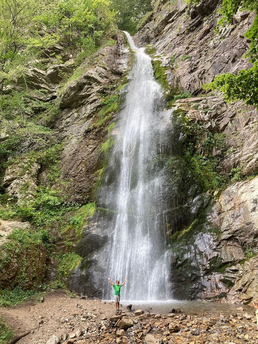 Šutovský vodopád