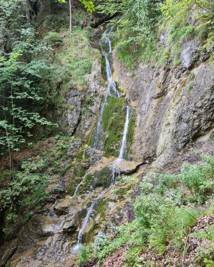 Kľacký vodopád