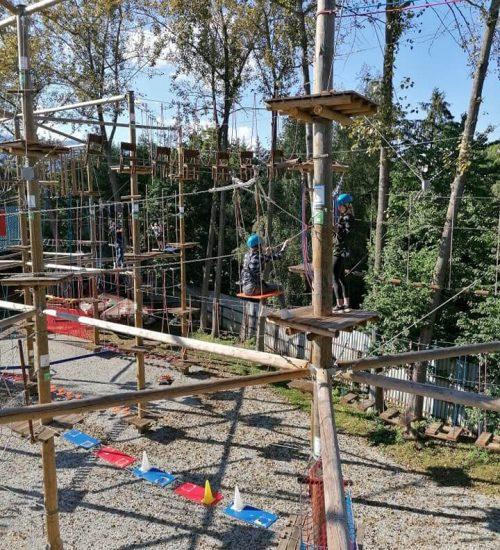 Lanový park Martin Segoland