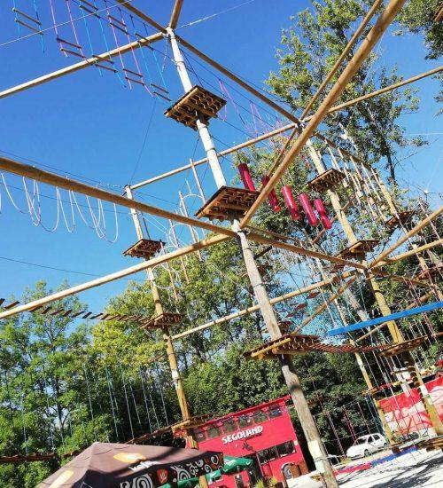 Lanovy park Segoland