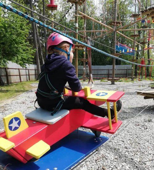 Lanovy park pre deti