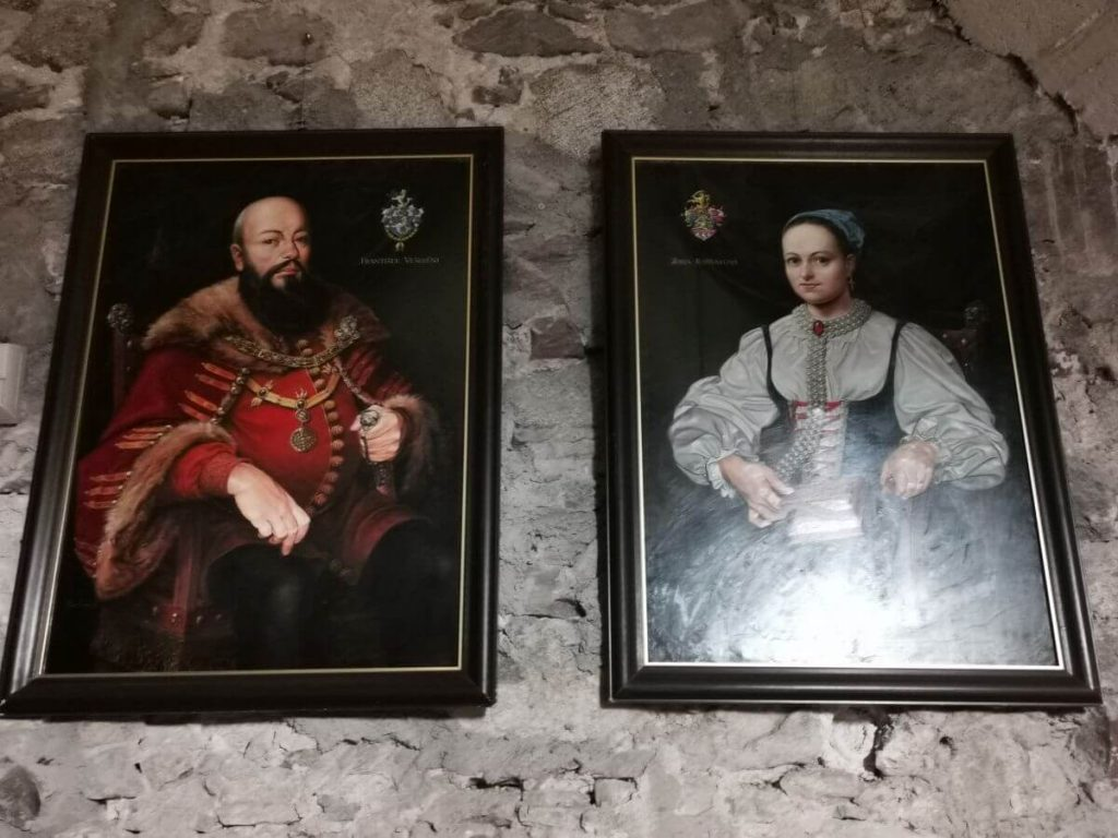 Portrét Žofie Bosniakovej a jej manžela