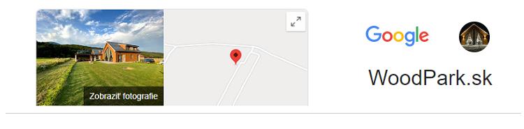 Woodpark Recenzie Google